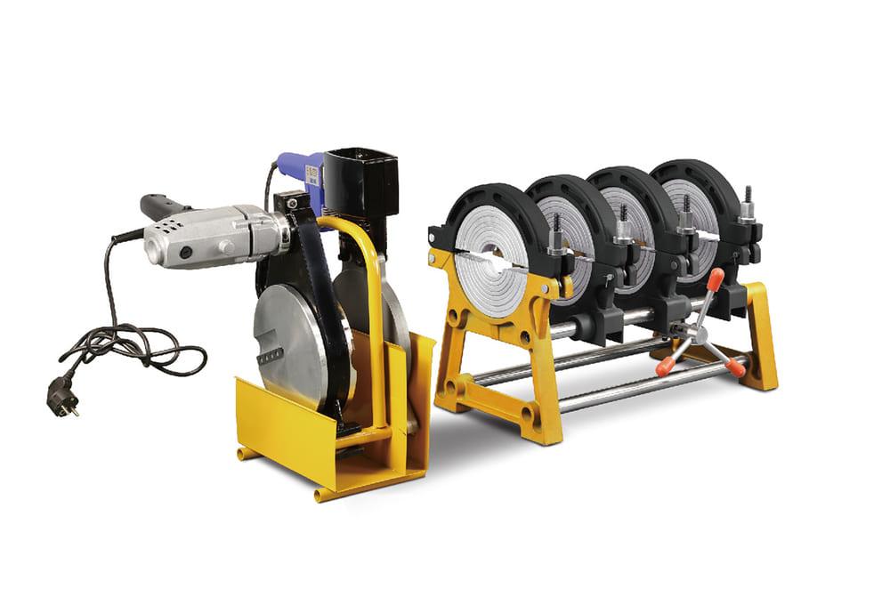 Kỹ thuật hàn ống nhựa HDPE: Hướng dẫn sử dụng máy hàn ống HDPE ...