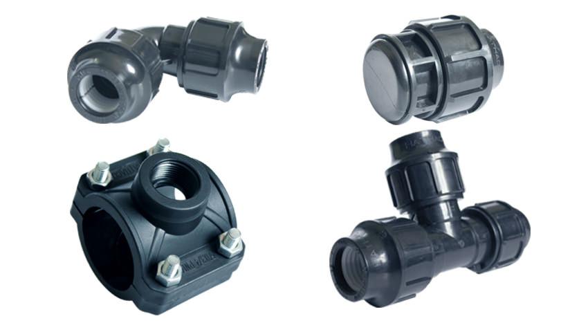 Phụ kiện ống nhựa HDPE có ưu điểm bền, tuổi thọ cao