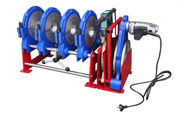 Các bước thực hiện hàn ống HDPE