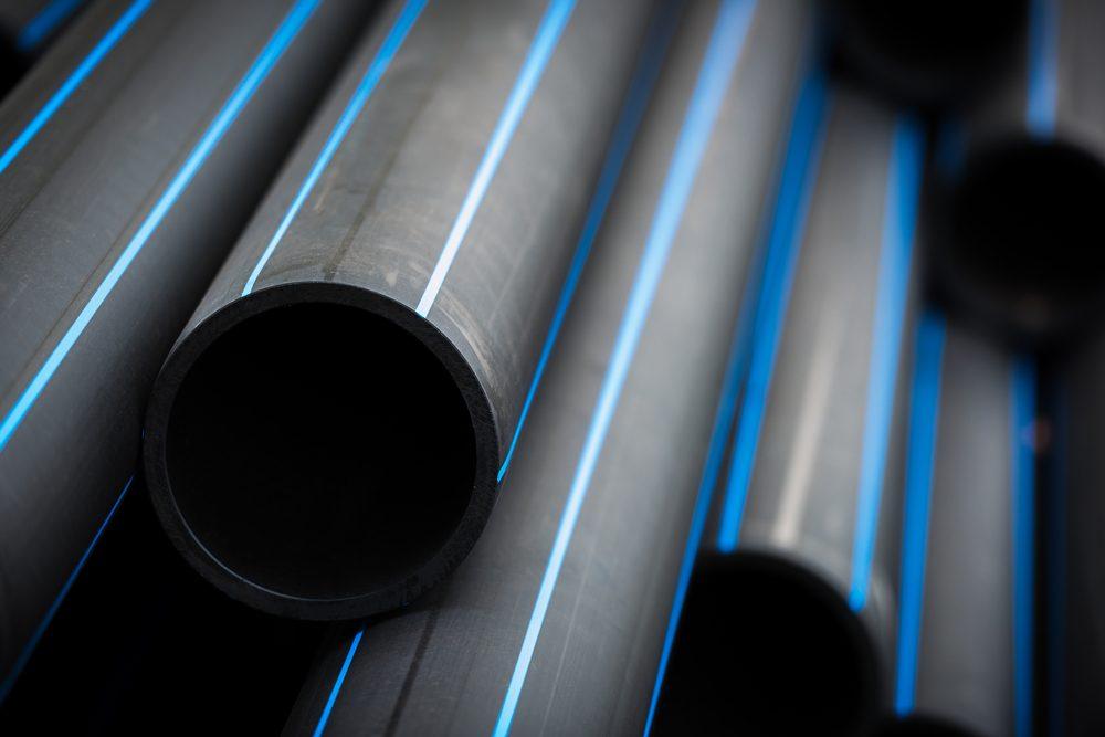 Do có sức bền và khả năng chịu va đập tốt mà ống nhựa HDPE dẫn nước không bị biến dạng hay nứt vỡ