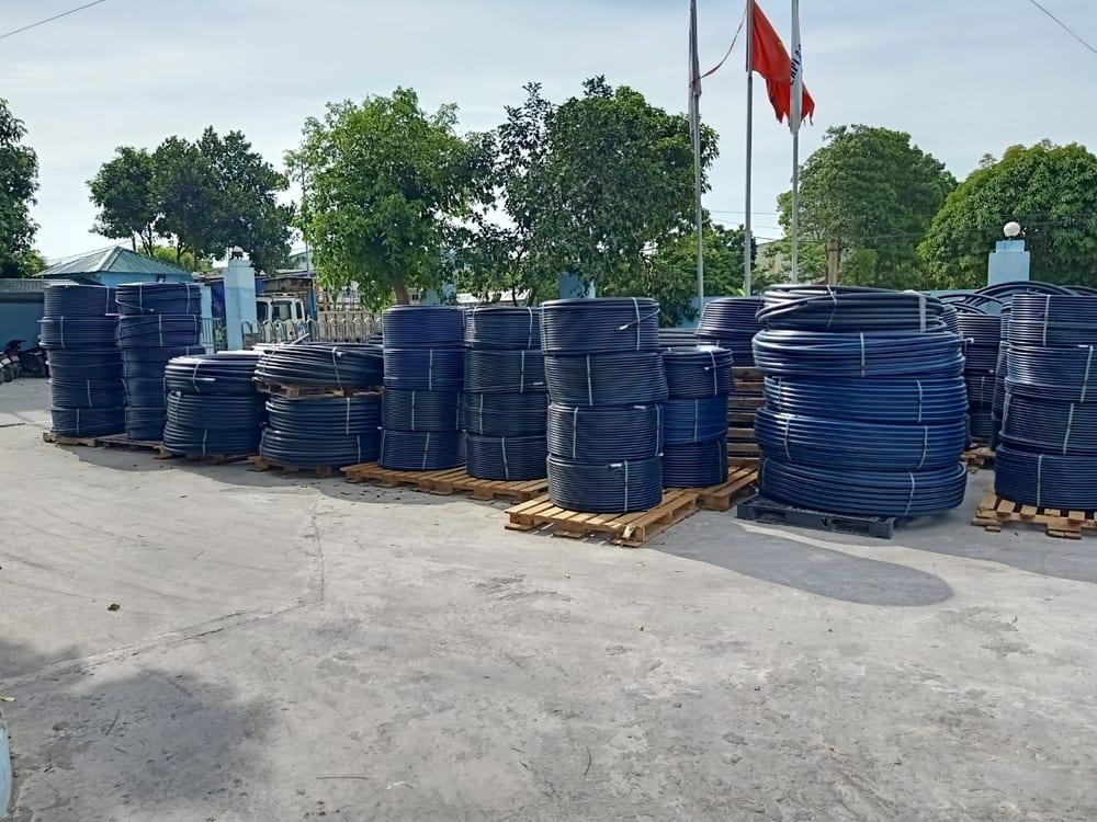 Hình ảnh ống nhựa HDPE SuperPlas tháng 7, 2019