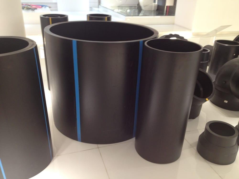 Ống HDPE có độ bền cao hơn hẳn so với các loại ống thông thường khác