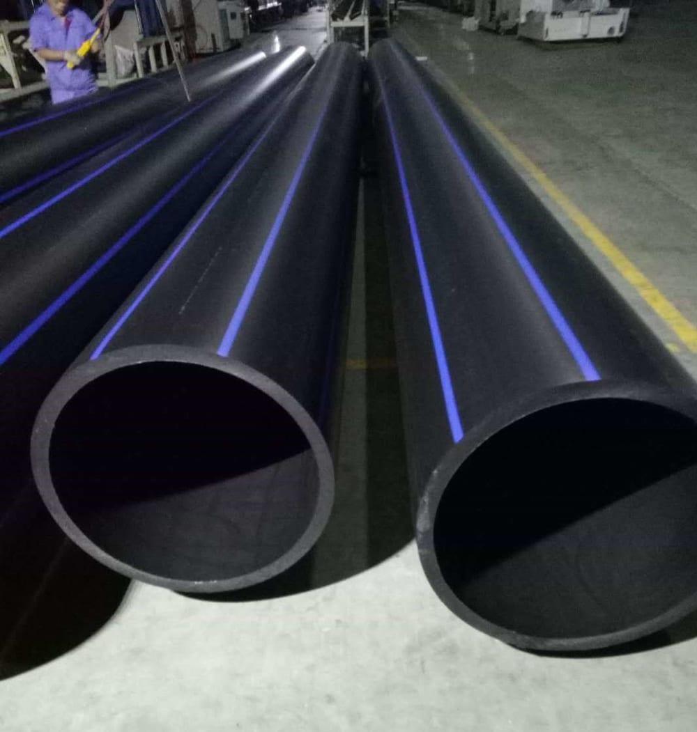 Ống HDPE được dùng nhiều trong hệ thống thoát nước hay chất thải