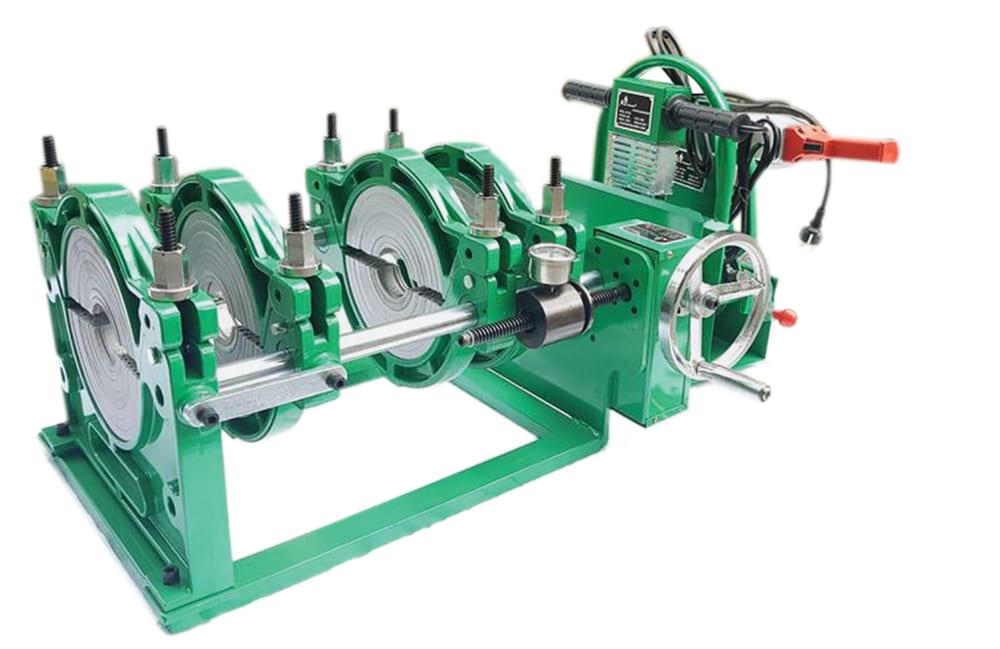 Sử dụng máy hàn đúng cách giúp đảm bảo độ bền của đường ống