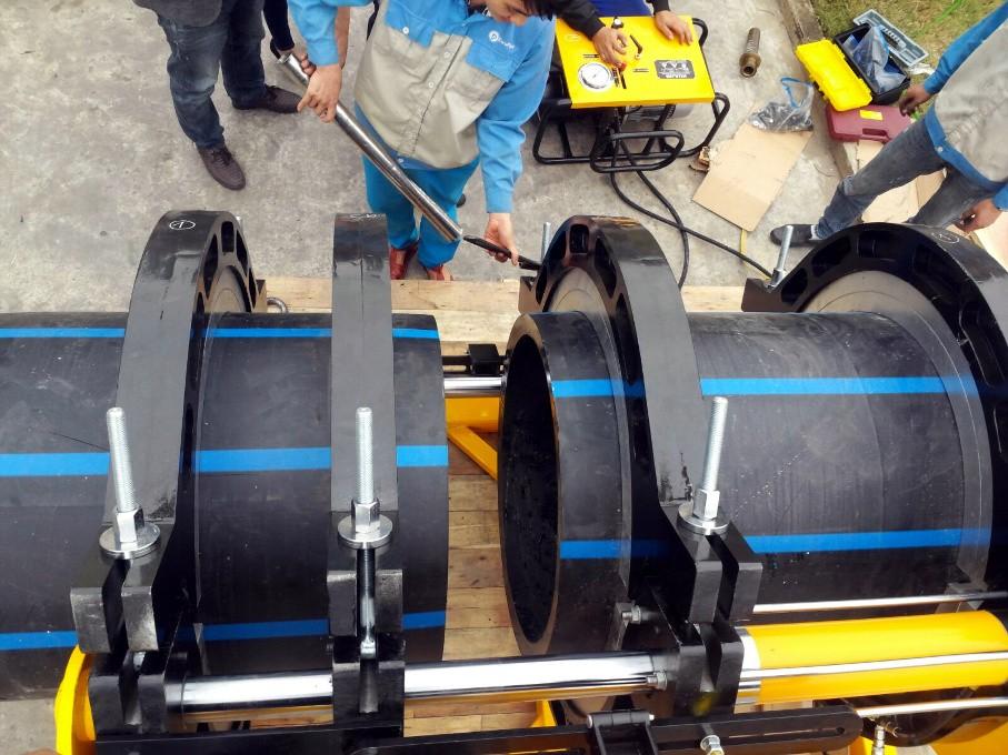 Một số bí quyết sử dụng máy hàn phụ kiện ống HDPE đúng cách