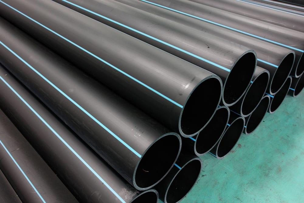 Ống nhựa HDPE được sử dụng trong nhiều hạng mục xây dựng