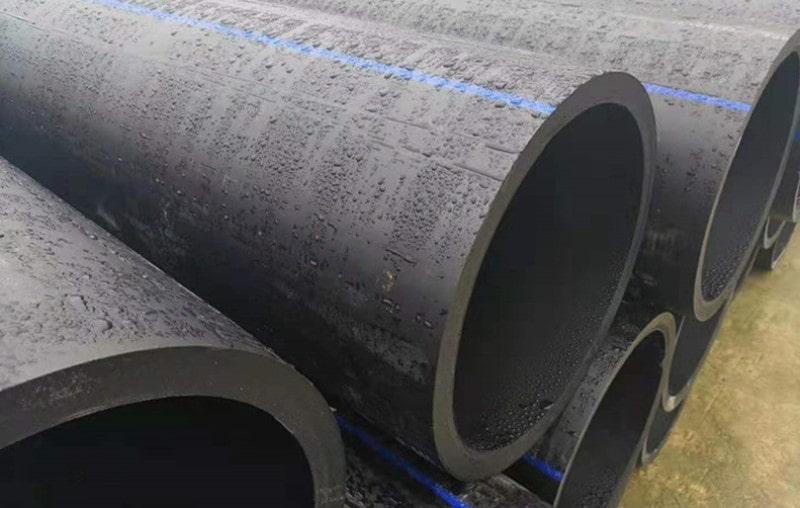 Ống cấp nước HDPE với chất liệu an toàn, là lựa chọn để dẫn nước sạch.